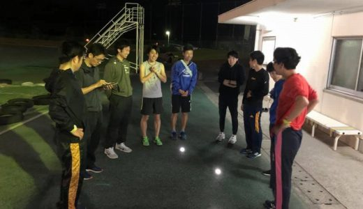 日置チーム練習会開催